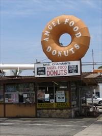 Mrs. Chapman's Angel Food Donuts, Long Beach, California