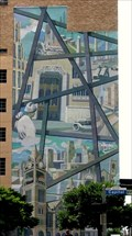 Image for Houston Club Building Mural - Houston, Texas