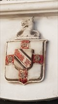 Image for Linton Coat of Arms - St Margaret - Hemingford Abbots, Huntingdonshire