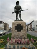 Image for Spanish American War Monument - Pottsville, PA