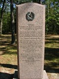 Image for Texas Soldiers Monument ~ Chickamauga Georgia