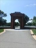 Image for McClellan Gate - Arlington National Cemetery, VA