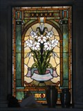 Image for Robert D. Lewis Mausoleum Stained Glass - Bellefontaine Cemetery - St. Louis, Missouri