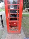 Image for Red Telephone Box - Crystal Palace Park, London, UK