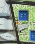 Image for 9/11 Memorial Map - Museum - New York, NY