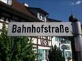 Image for Bahnhofstraße - Classic German Game - Oberuhldingen, Germany, BW