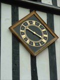 Image for Clock, St Peter's Church, Pirton, Worcestershire, England