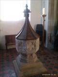 Image for Baptism Font, All Saints - Ellington, Cambridgeshire