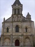 Image for Abbaye Saint-Vincent de Nieul-sur-l'Autise,Pays de Loire,France