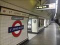 Image for St. John's Wood Underground Station - Westminster, UK