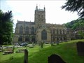 Image for Cemetery, Great Malvern Priory, Great Malvern, Worcestershire, England