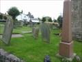 Image for Churchyard,  St. Cadoc's Church, Raglan, Gwent, Wales