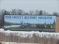 Image for Pine County History Museum Mural – Askov, MN