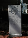 Image for Forsyth County Courthouse Veteran Memorial – Cumming, GA.