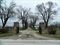 Image for Osawatomie Cemetery Arch - Osawatomie, Kansas