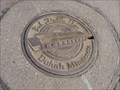 Image for Bob Dylan Manhole Cover – Duluth, MN