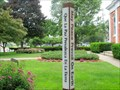 Image for Peace Pole at the First Congregational Church - Essex Junction, VT