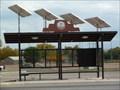 Image for Solar Powered Bus Stop - Albuquerque, New Mexico