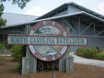 Washington Public Aquarium : ... Estuarium - Washington NC - Public Aquariums on Waymarking.com
