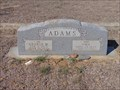 Image for 106 - Oma Adams - Sweetwater Cemetery - Near Decatur, TX