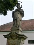 Image for St. John of Nepomuk // sv. Jan Nepomucký - Kamilov, Czech Republic