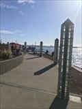 Image for Tuna Harbor Park Glass Obelisks - San Diego, CA