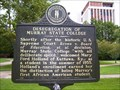 Image for Desegregation of Murray State College