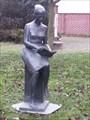 Image for Reading girl - Dessau (Mildensee) / ST/Germany