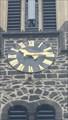 Image for Town Clock St. Nikolaus church - Kottenheim, Rhineland-Palatinate, Germany