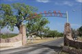 Image for Comanche Park Arch -- Big Spring TX