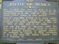 Image for BATTLE OF RESACA GHM 064-13