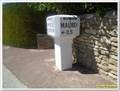 Image for Borne Michelin - Maubec, Paca, France