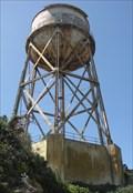 Image for Alcatraz Water Tower - Alcatraz Island, CA