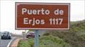 Image for 1117 m - Puerto de Erjos — Los Silos (Santa Cruz de Tenerife), Spain