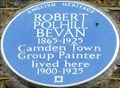 Image for Robert Polhill Bevan - Adamson Road, London, UK