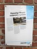 Image for Ehemalige Wagenausbesserungshalle - Bingen, RP, Germany