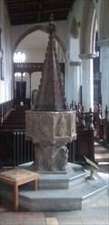 Image for Baptism Font, St Michael the Archangel - Framlingham, Suffolk