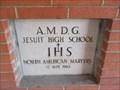 Image for 1963  Jesuit High School - Carmichael Sacramento Co CA