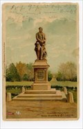 Image for Alexander Von Humboldt statue - Tower Grove park - St. Louis, MO