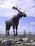 Image for Mac the Moose - Moose Jaw, Saskatchewan