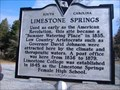 Image for Limestone Springs