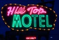 Image for Hill Top Motel - Route 66 - Kingman, Arizona, USA.