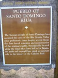 Image for Pueblo of Santo Domingo Kiua