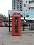 Image for Red Telephone Box - Park Lane, London, UK