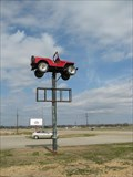 Image for Jeep on a Pole
