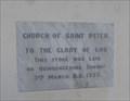 Image for 1935 - St Peter's - Victoria Park , Western Australia