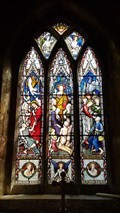 Image for Stained Glass Windows - St Mary - Thorpe Arnold, Leicestershire