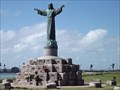 Image for Mini Christ the Redeemer Statue - South Padre Island TX