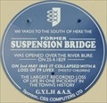 Image for Suspension Bridge - North Quay, Great Yarmouth, UK