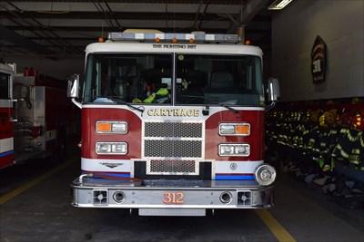 Carthage Fire Rescue, Carthage, NC, USA